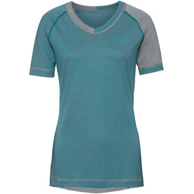 VAUDE Moab III Shirt Women pewter grey